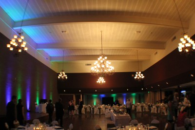 Wedding Reception with Purrfect Occassions Entertainment, Disc Jockey, South Bend Indiana