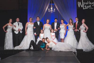 Bridal Spectacular 2015 Models